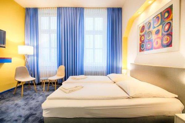 Art Hotel Charlottenburger Hof Berlin - фото 21