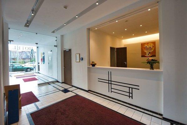 Art Hotel Charlottenburger Hof Berlin - фото 16