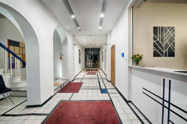 Art Hotel Charlottenburger Hof Berlin - фото 17