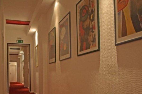 Art Hotel Charlottenburger Hof Berlin - фото 18