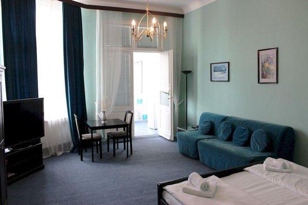 Hotel-Pension Rheingold am Kurfurstendamm - фото 5