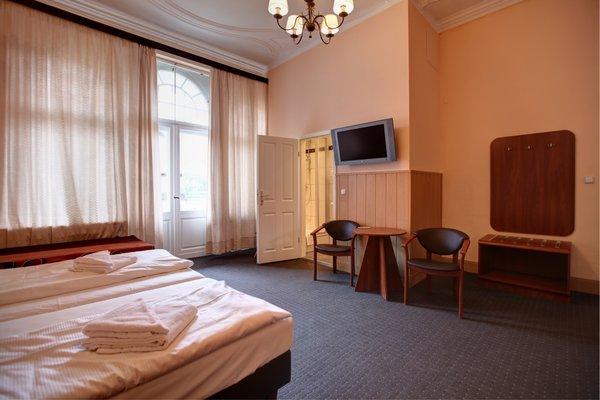 Hotel-Pension Rheingold am Kurfurstendamm - фото 6