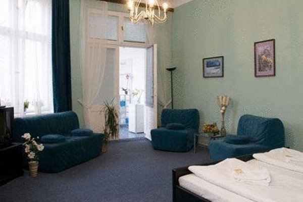 Hotel-Pension Rheingold am Kurfurstendamm - фото 7