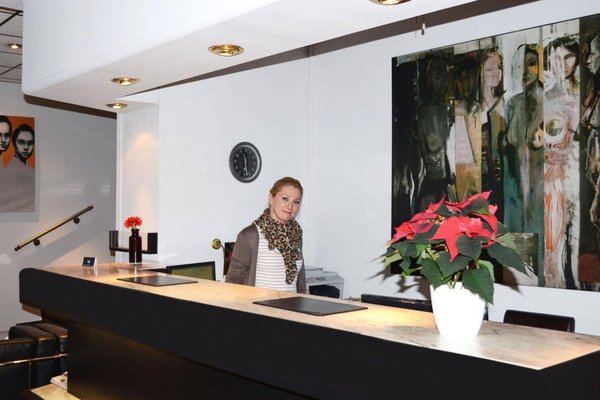 Отель Quentin Berlin am Kurfürstendamm - фото 17