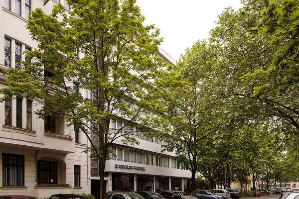 Отель Quentin Berlin am Kurfürstendamm - фото 22