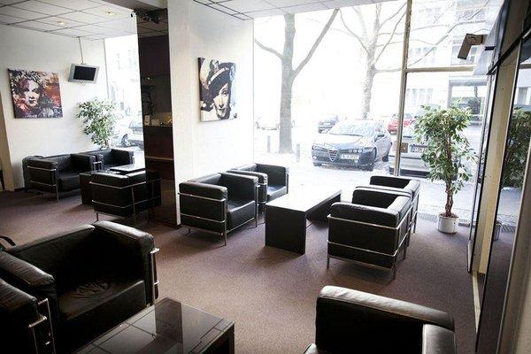 Отель Quentin Berlin am Kurfürstendamm - фото 7