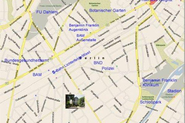 ApartHotel Landhaus Lichterfelde - 16