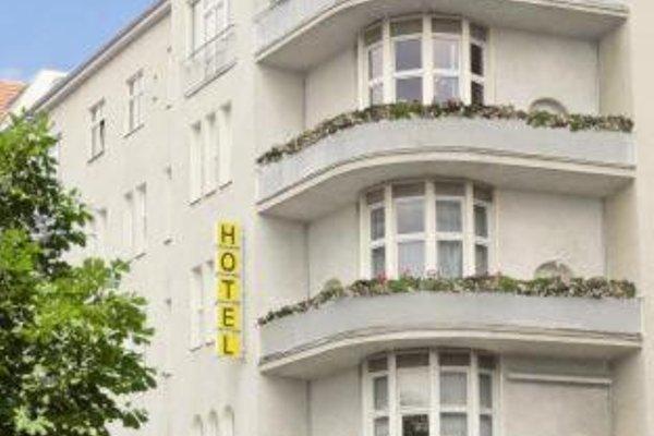 Hotel BELLEVUE am Kurfurstendamm - фото 22