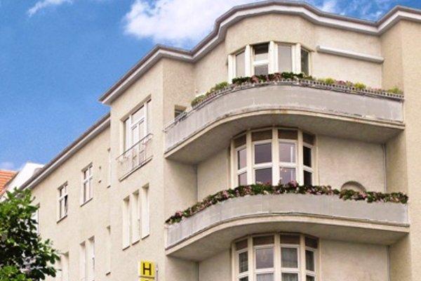 Hotel BELLEVUE am Kurfurstendamm - фото 23