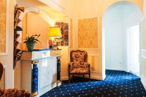 Hotel BELLEVUE am Kurfurstendamm - фото 8