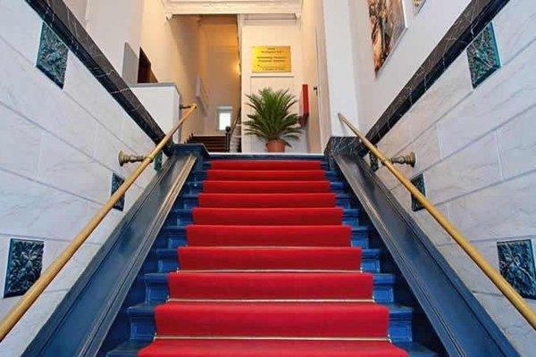 Hotel Am Stuttgarter Eck - фото 17