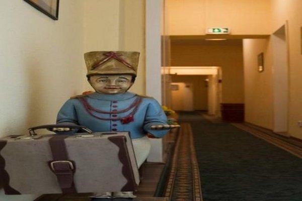 Hotel Am Stuttgarter Eck - фото 7