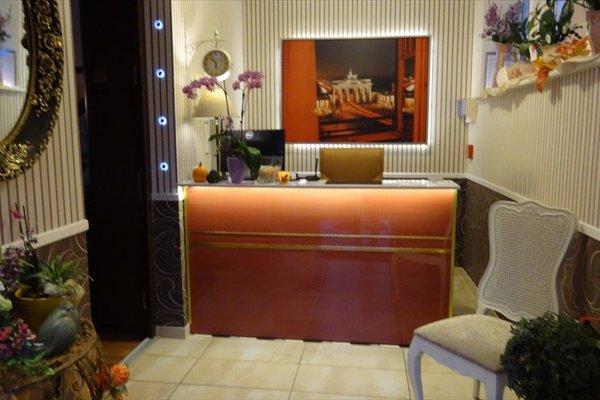 Hotel Villa Konstanz - фото 15