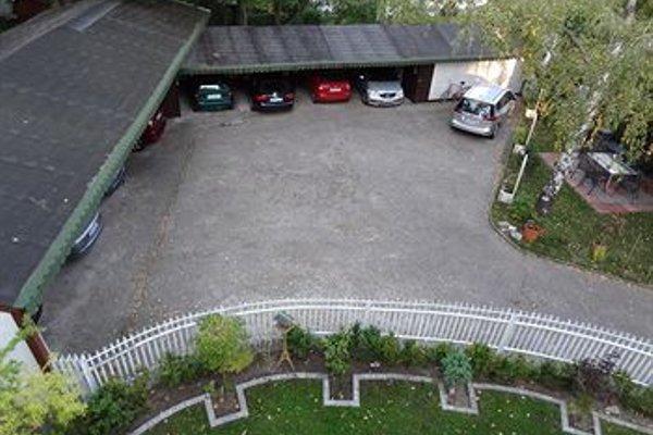 Hotel Villa Konstanz - фото 21