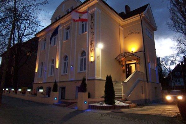 Hotel Villa Konstanz - фото 22