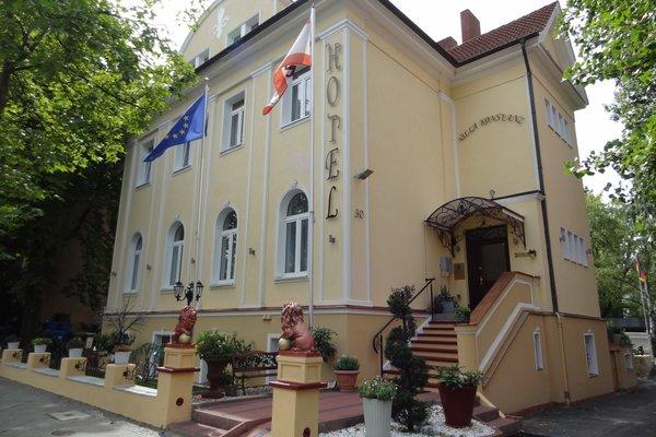 Hotel Villa Konstanz - фото 23