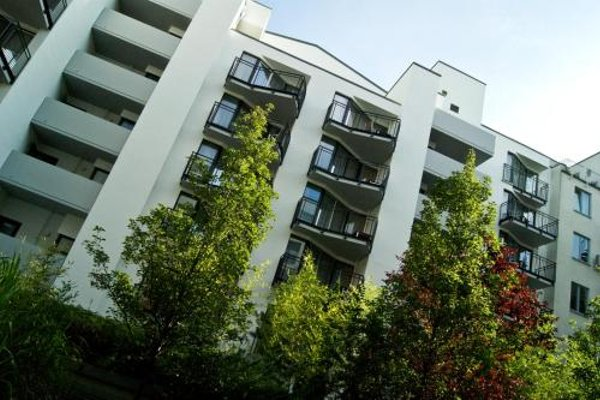 HSH Hotel Apartments Mitte - фото 22