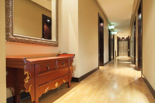Отель Quentin Design - фото 16
