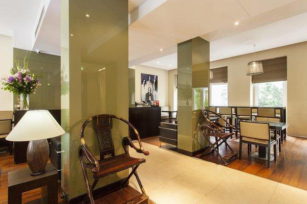 Отель Quentin Design - фото 7