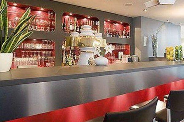 Mercure Airport Hotel Berlin Tegel - фото 11