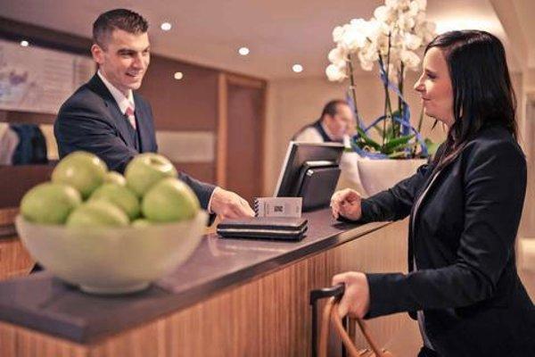 Mercure Airport Hotel Berlin Tegel - фото 13