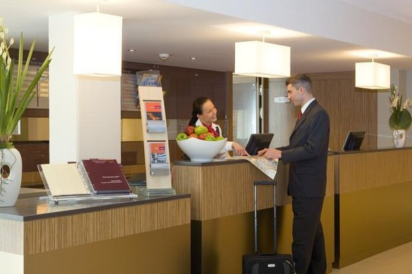 Mercure Airport Hotel Berlin Tegel - 14