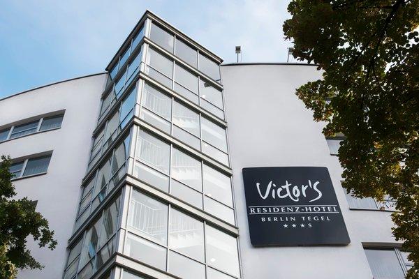 Victor's Residenz-Hotel Berlin Tegel - фото 22