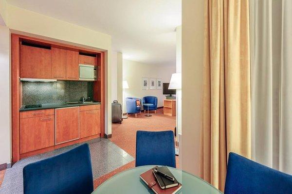 Mercure Hotel & Residenz Berlin Checkpoint Charlie - фото 23