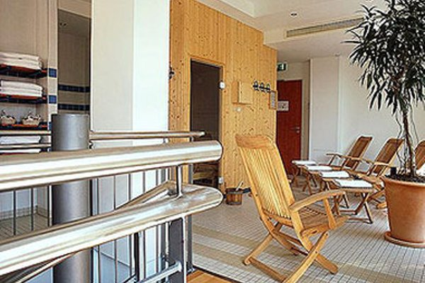 Mercure Hotel & Residenz Berlin Checkpoint Charlie - фото 17