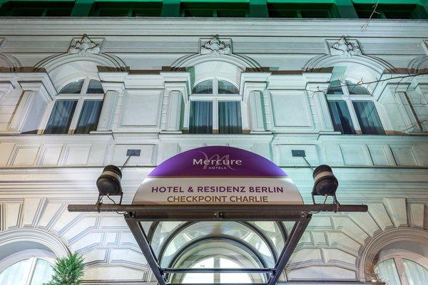 Mercure Hotel & Residenz Berlin Checkpoint Charlie - 23