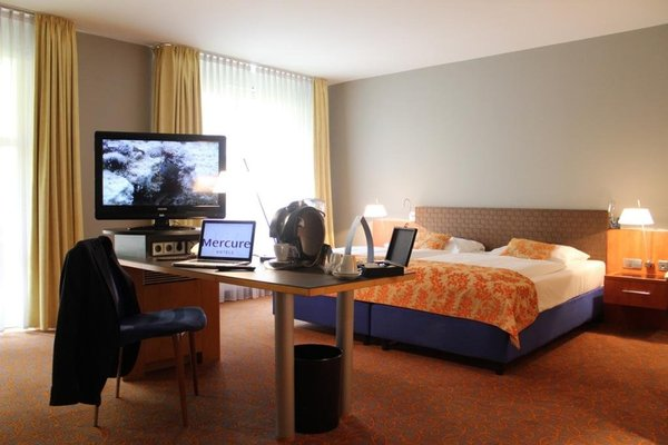 Mercure Hotel & Residenz Berlin Checkpoint Charlie - фото 5