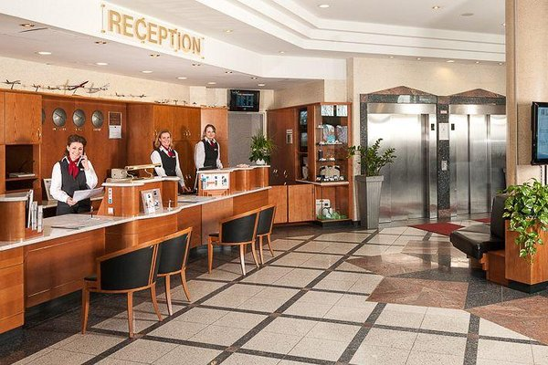 Dorint Airport-Hotel Berlin Tegel - фото 15