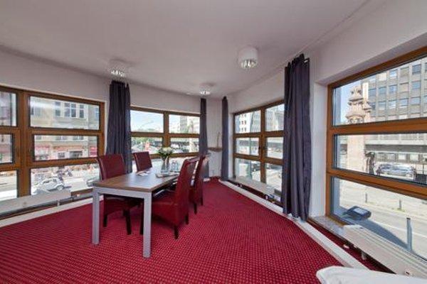 Novum Hotel City B Berlin Centrum - фото 19