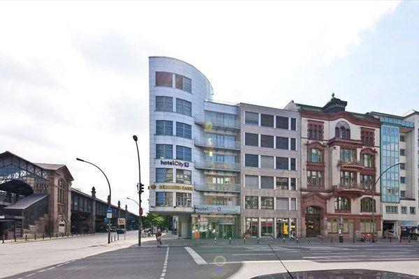 Novum Hotel City B Berlin Centrum - фото 22
