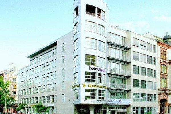 Novum Hotel City B Berlin Centrum - фото 23