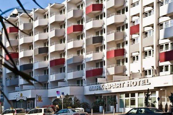 Mark Apart Hotel - 23