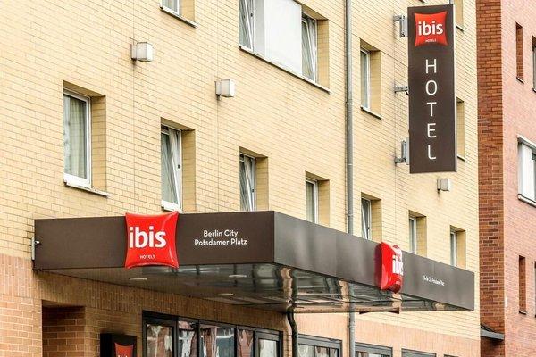 ibis Berlin City Potsdamer Platz - фото 21