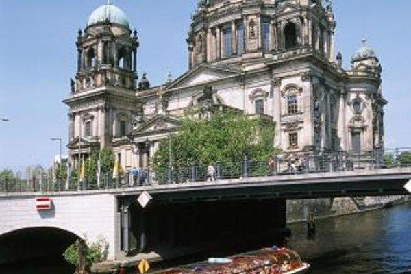 ibis Berlin City Potsdamer Platz - фото 23