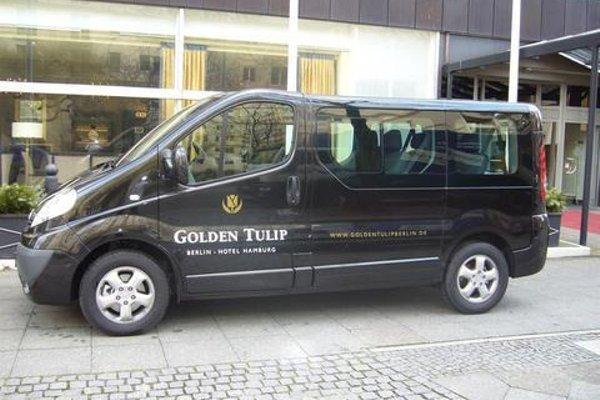 Golden Tulip Berlin Hotel Hamburg - фото 20
