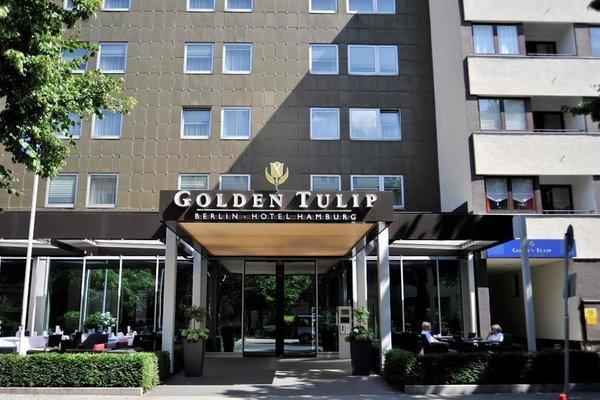 Golden Tulip Berlin Hotel Hamburg - фото 23