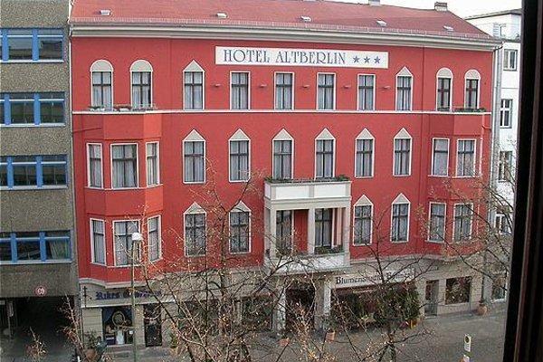 HOTEL ALTBERLIN at Potsdamer Platz - фото 23