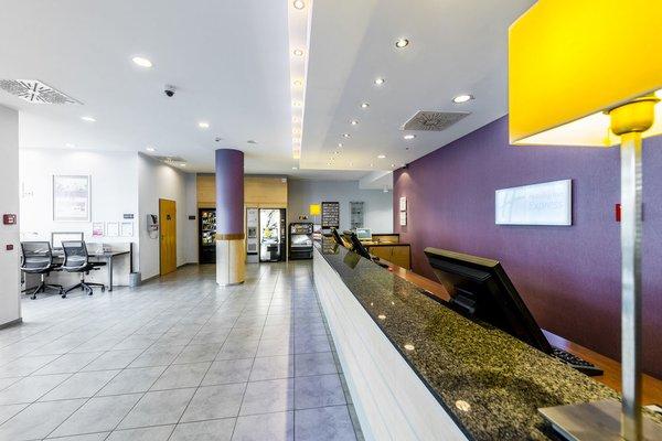 Holiday Inn Express Berlin City Centre - 15