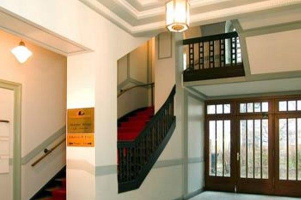 Отель в стиле «ар нуво» - фото 15