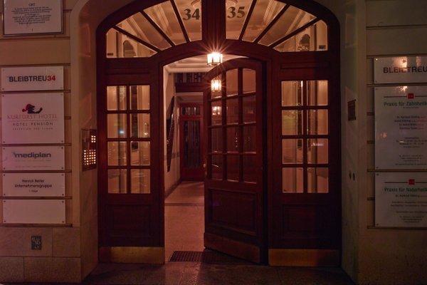 Отель в стиле «ар нуво» - фото 19