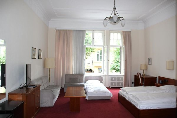 Отель в стиле «ар нуво» - фото 4