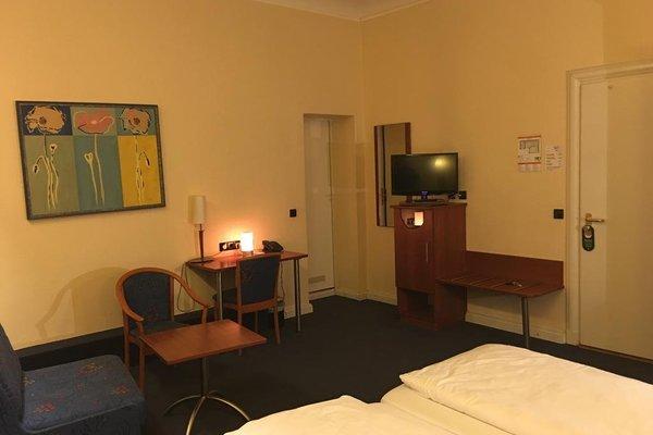 Отель в стиле «ар нуво» - фото 5