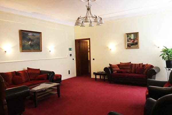 Отель в стиле «ар нуво» - фото 6