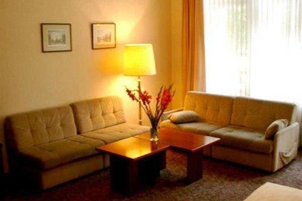 Отель в стиле «ар нуво» - фото 7
