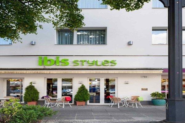 ibis Styles Berlin an der Oper - фото 20