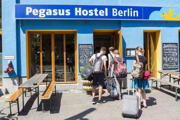Pegasus Hostel Berlin - фото 11